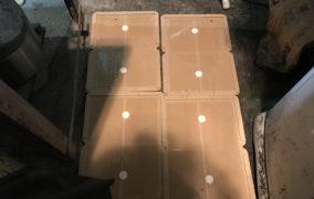 大阪府岸和田市 G店様 ネズミ駆除初期施工(2017.02.07)