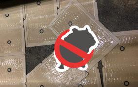 大阪府大阪市 T店様 ネズミ駆除点検訪問 (2018.5.7)